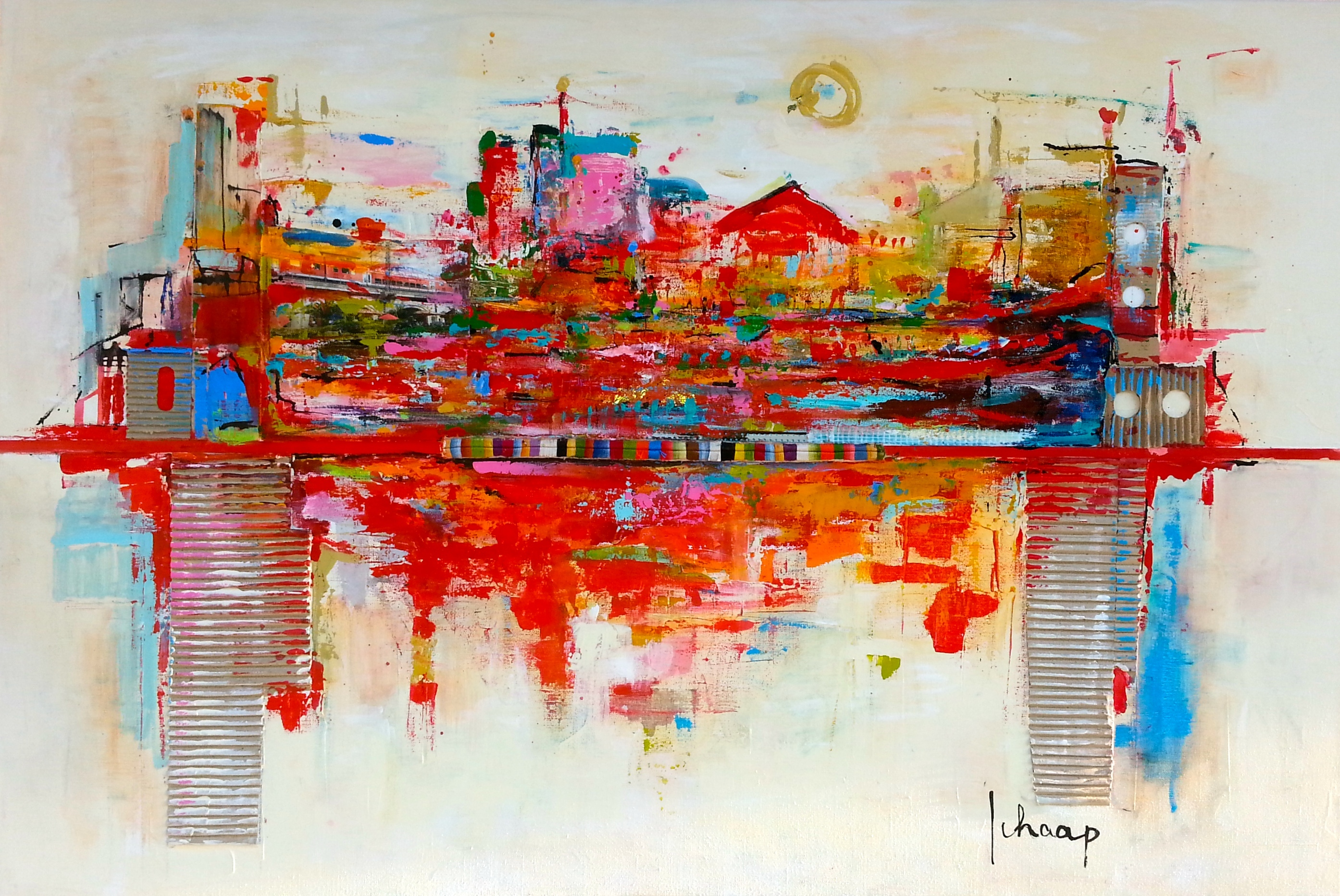 80 x 140 cm Voyage